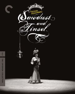 Sawdust and Tinsel (Criterion Collection) , Harriet Andersson