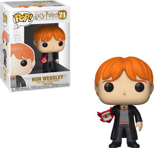 FUNKO POP! MOVIES: Harry Potter - Ron W/ Howler