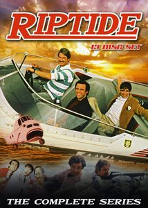 Riptide: The Complete Series [Import]