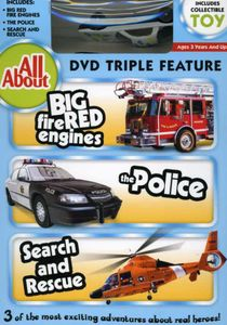 All About: Fire Engines Police Search & Rescue