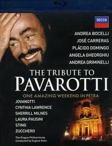 The Tribute to Pavarotti