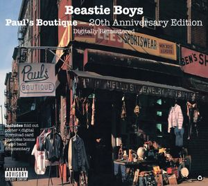 Paul's Boutique 20th Anniversary Edition [Explicit Content] , Beastie Boys