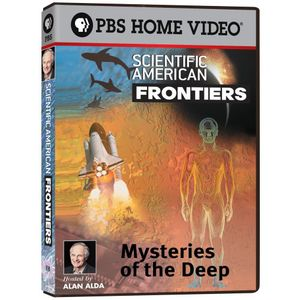 Alan Alda in Scientific American Frontiers: Myst