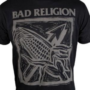 Against the Grain Basic Fit T-Shirt Black - S