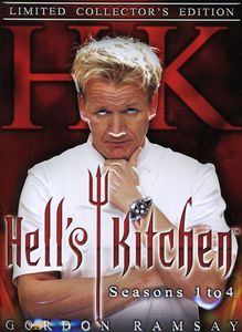 Hell's Kitchen: Seasons 1-4
