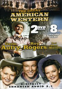 The Great American Western: Volume 20