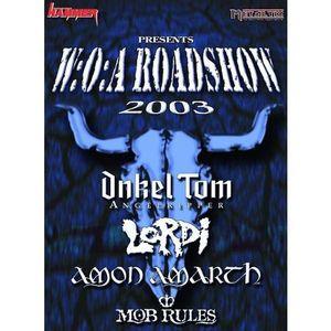Wacken Road Show 2003 [Import]