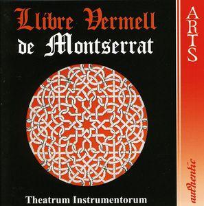 Llibre Vermell de Montserrat (1399)