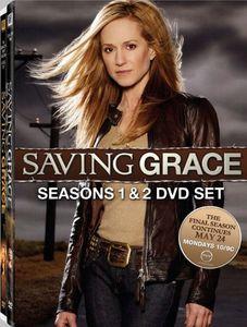 Saving Grace: Seasons 1 & 2 DVD Set