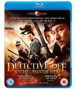Detective Dee Mystery of the Phantom Flame [Import]