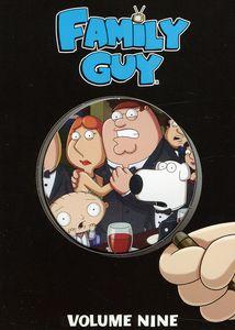 The Family Guy: Volume 9