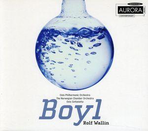 Boyl /  Ground /  Clarinet Concerto