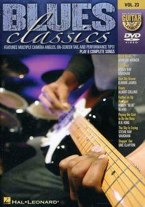 Guitar Play Along: Volume 23: Blues Classics