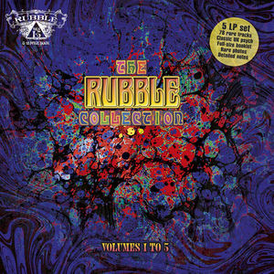 The Rubble Collection, Vol. 1-5 , Various Artists