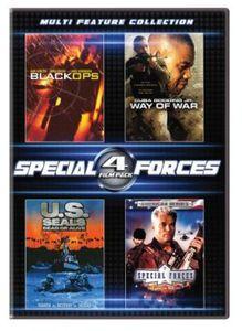 4 Film Special Forces Set