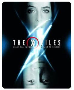 X Files Fight the Future+I Want to Believe [Import]