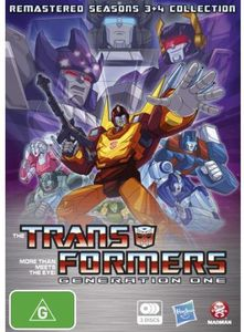 Transformers Generation One Remastered-Seasons 3 & [Import]