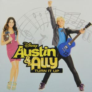 Austin & Ally: Turn It Up (Original Soundtrack) [Import]