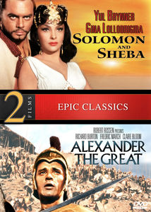 Solomon and Sheba /  Alexander the Great