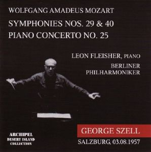 Symphony 29 /  Concerto for Piano & Orchestra