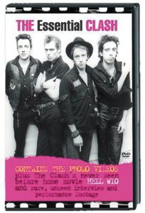 Essential Clash DVD [Import]