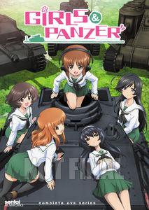 Girls Und Panzer Ova Specials