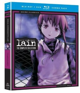 Serial Experiments Lain: Complete Series - Classic