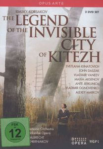 Legend of Invisible City of Kitezh