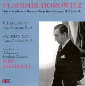 Horowitz in Concert