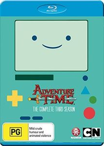 Adventure Time-Season 3 [Import]