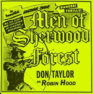 Men of Sherwood Forest