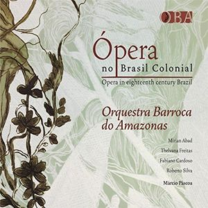 Opera No Brasil Colonial