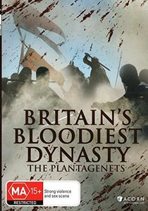 Britain's Bloodiest Dynasty: Plantagenets [Import]