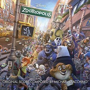 Zootropolis (Zootopia) (Original Soundtrack) [Import]