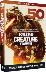 Killer Creature Features: 50 Movie MegaPack