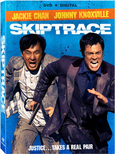 Skiptrace , Jackie Chan