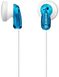 SONY MDRE9LPBLU Fashion Earbuds Blue