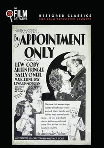 By Appointment Only