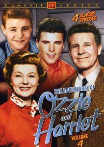 The Adventures of Ozzie & Harriet: Volume 4