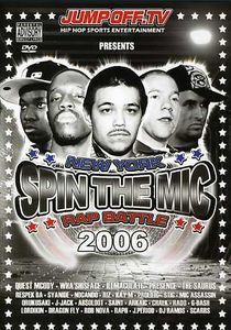 Spin the Mic-Rap Battle 2006 [Import]