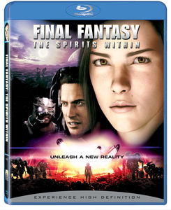 Final Fantasy: The Spirits Within , Ming-Na Wen