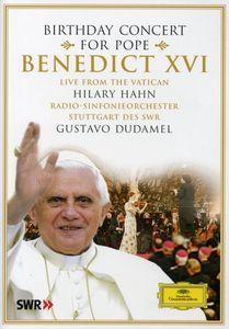Birthday Concert for Pope Benedict Xvi