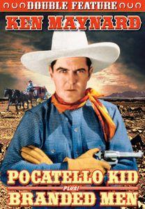 The Pocatello Kid /  Branded Men