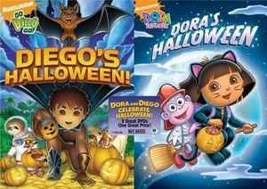 Dora and Diego Celebrate Halloween!