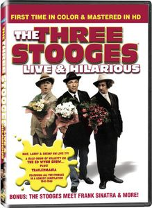 Three Stooges: Live and Hilarious