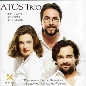 Atos Trios: Beethoven-Schubert-Schumann