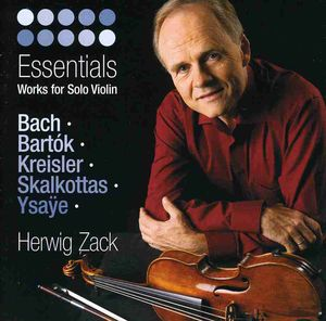 Essentials: Works for Solo Violin