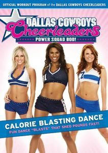 Dallas Cowboys Cheerleaders: Calorie Blasting