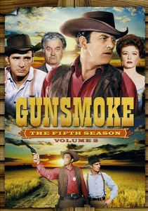 Gunsmoke: The Fifth Season Volume 2