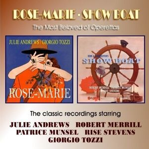 Show Boat/ Rose Marie [Import]